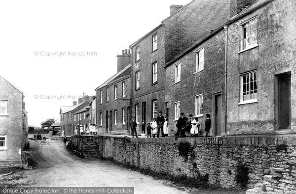 Bothenhampton, The Village 1904