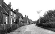 Botley, Church Lane c.1955