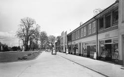 Botley, Elms Parade c.1950