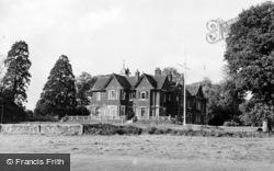 Botley, Fairthorne Manor c.1955