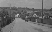 Botley, Hurst Rise Road c.1950