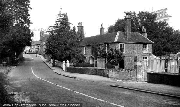 Botley, Mill Hill c.1955
