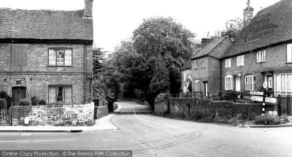 Botley, Mill Hill c.1960