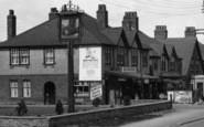 Botley, Post Office c.1950
