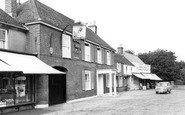 Botley, The Bugle Inn c.1960