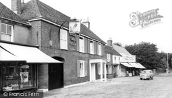 Botley, The Bugle Inn c.1960