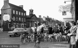 Botley, The Hambledon Hounds c.1960