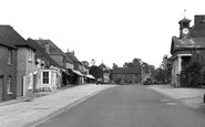 Botley, The Square c.1955