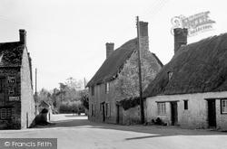 Botley, The Village c.1950