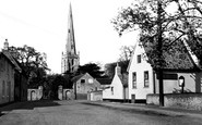 Bottesford, Church Street c.1960