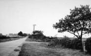 Bottesford, Holme Lane c.1955