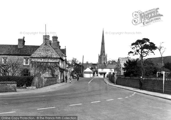 Bottesford, Market Street c.1955