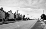 Bottesford, The Main Road c.1955