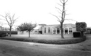 Bottisham, Village College c1955