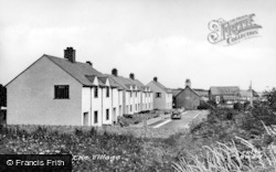 Botwnnog, The Village c.1955