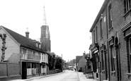 Boughton, c1960