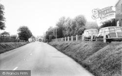 Boughton, High Street c.1960