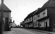 Boughton, Old Houses c.1960