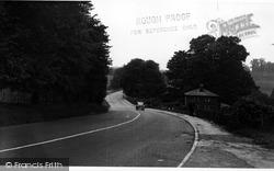 Boughton, The Main Road c.1960