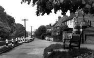 Boughton, the Village c1965