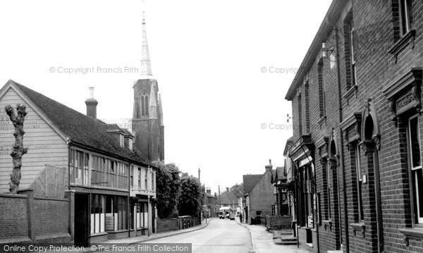 Boughton Under Blean, c.1960