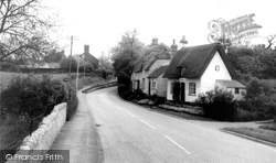 High Street c.1955, Bourn