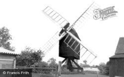 Windmill c.1955, Bourn
