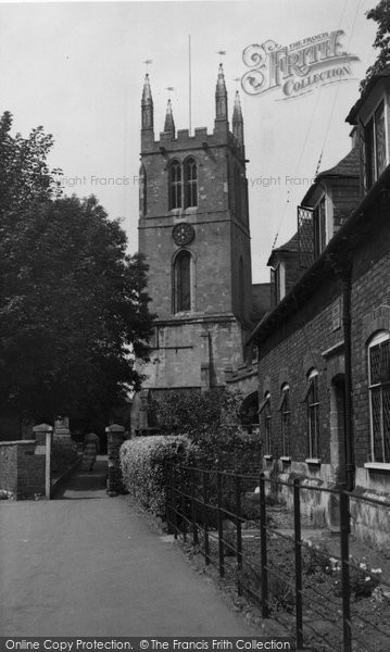 Bourne, Abbey c.1955