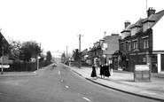 Bourne End, Furlong Road c.1955
