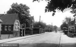 Bourne End, Hedsor Road c.1955
