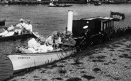 Bourne End, Picnic On The Boat 1899