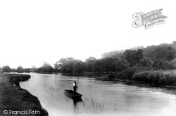 Bourne End, Quarry Woods 1899
