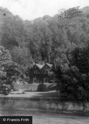 Bourne End, Quarry Woods House 1899