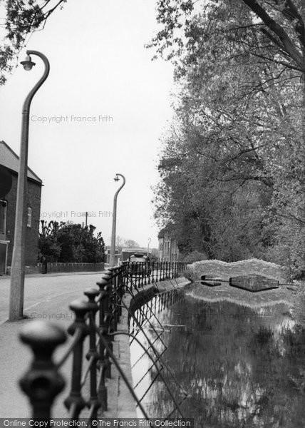 Bourne, South Street c.1955