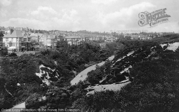 Bournemouth, Alum Chine 1908