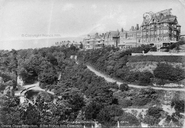 Bournemouth, Boscombe Chine 1908