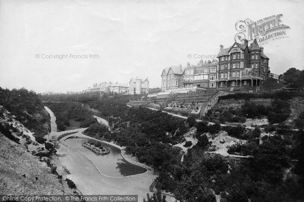 Bournemouth, Chine 1891