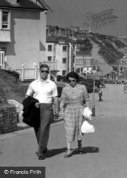 Bournemouth, Couple c.1960