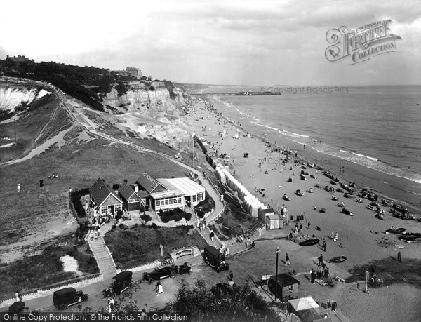 Bournemouth, Durley Chine 1925