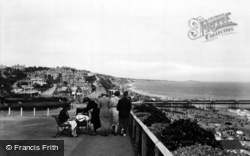 Bournemouth, East Cliff 1922