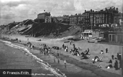 Bournemouth, From Pier 1903
