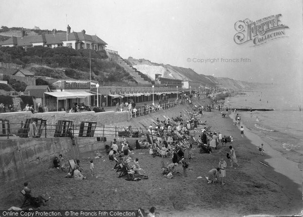 Bournemouth, From The Pier 1931