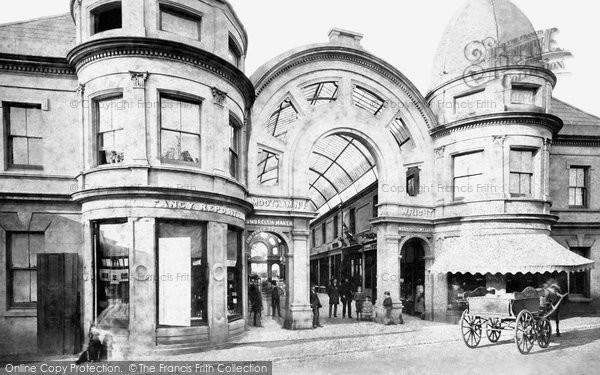 Bournemouth, Gervis Arcade c1874