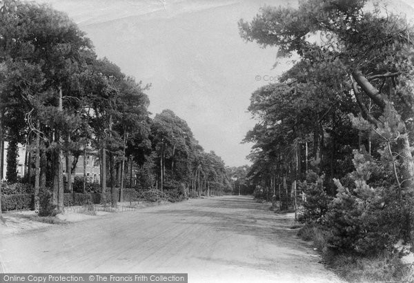 Bournemouth, Gervis Road 1908