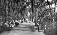 Bournemouth, Invalid's Walk 1900
