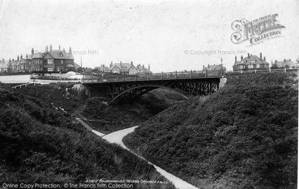 Bournemouth, Middle Chine 1906