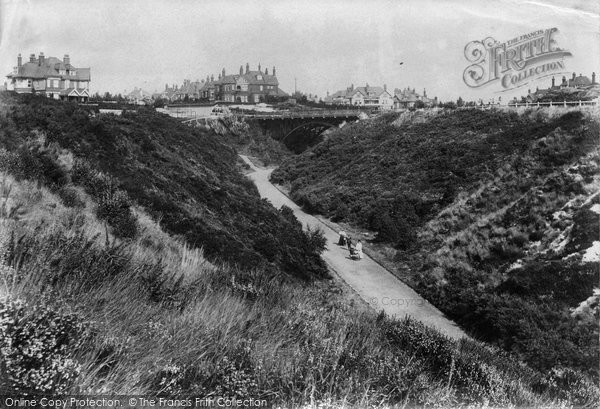 Bournemouth, Middle Chine 1908