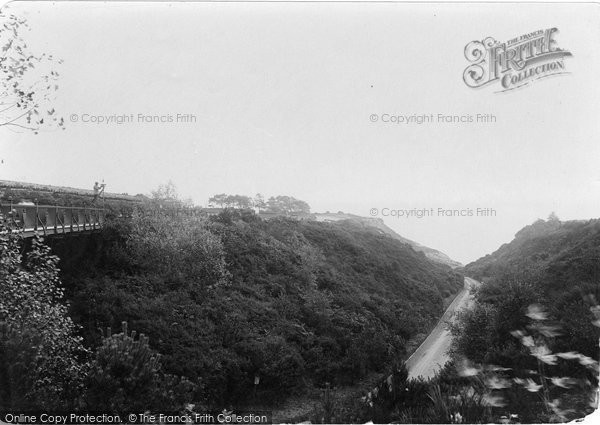 Bournemouth, Middle Chine 1913