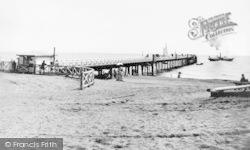 Bournemouth, Pier 1872