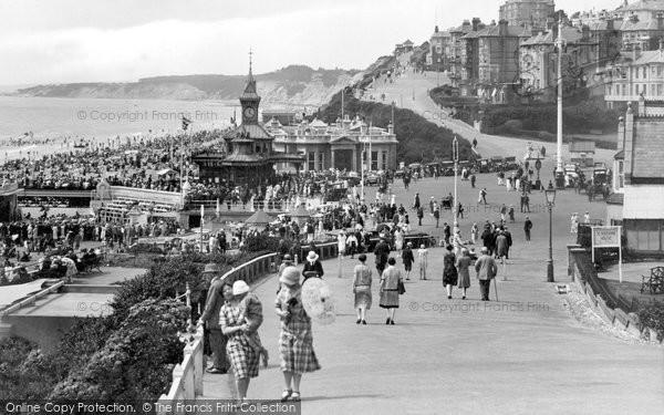 Bournemouth, Pier Entrance 1925